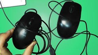 Logitech ремонт мыши которая глючит.