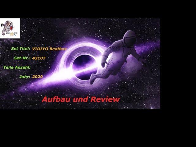 Unboxing und Aufbau Vidiyo Beatbox 43107