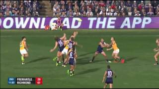 AFL Round 10: Fremantle vs Richmond Replay 2015