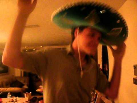 a danca do chapeu mexicano - YouTube 47fa73b35c8