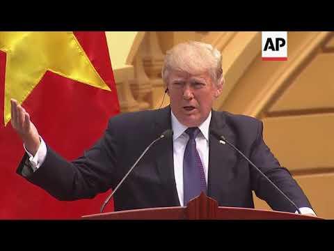 Trump on believing Putin, stopping NKorea