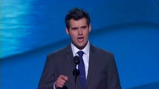 Son of lesbian couple, Zach Wahls: 'Mr. Romney, my family is just as real as yours'