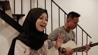 muara adera cover dyandra feat agung bayu gitar by kertasi