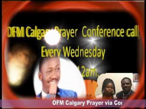 OFM Calgary Prayer Conference