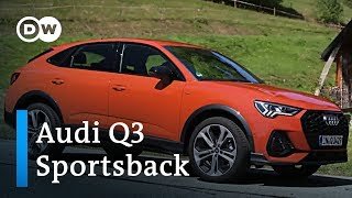 Abenteuer: Audi Q3 Sportback | Motor mobil