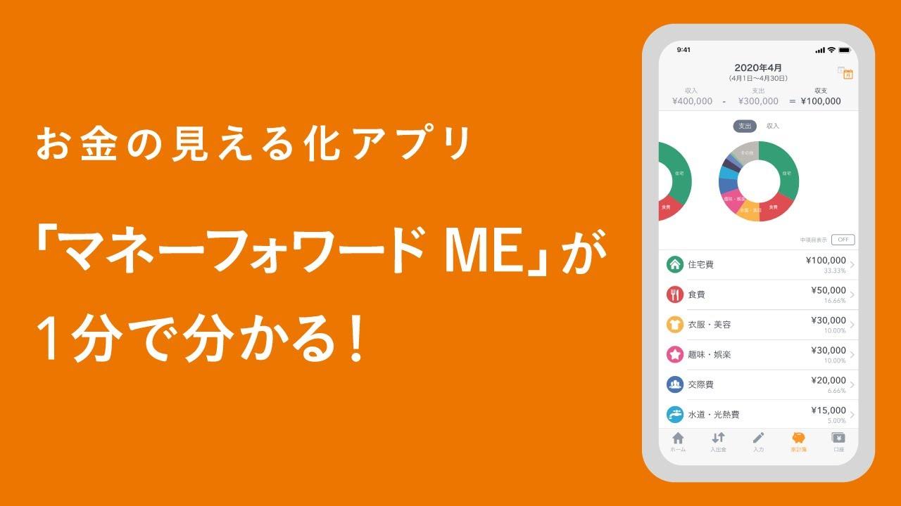 マネーフォワード ME | スマホで簡単 家計簿アプリ