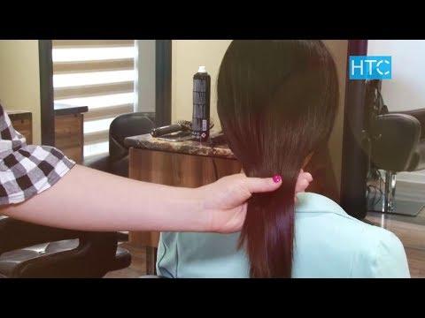 Вопрос: Как увлажнить волосы?
