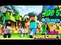 Top 5 Games Like Minecraft - Mini Games | Similar Games To Minecraft