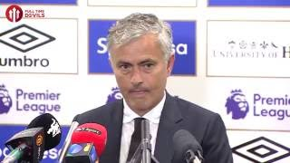 José Mourinho on Rashford Playing: 'I Have to Analyse the Opponent!' | Presser