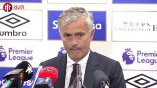 José Mourinho on Rashford Playing: 'I Have to Analyse the Opponent!' | Presser