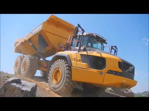 New Volvo A60H ADT