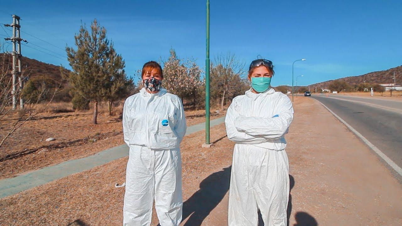 Un camionero de Mendoza entró con coronavirus al pueblo | San Luis