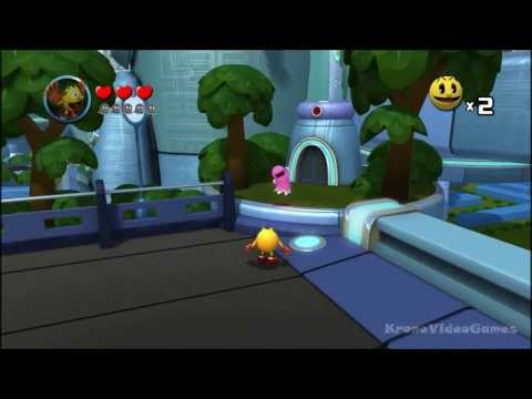 Pac-Man And The Ghostly Adventures Gameplay (PC HD)