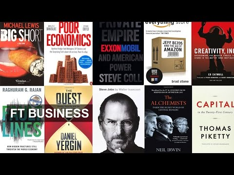 Business Book Awards | FT Business