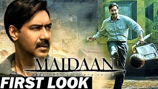 Cover images MAIDAAN | AJAY DEVGN | FIRST LOOK