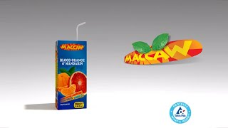 Maccaw - Blood Orange and Mandarine
