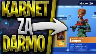 * GLITCH * COMO OBTENER EL PASE DE BATALLA GRATUITO PARA LA TEMPORADA 10 en FORTNITE (PS4/PC/XBOX/SWITCH) y Rost
