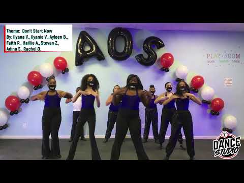 AOS Dance Studio - 2020 Fall Recital - Bronx Company
