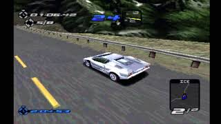Need For Speed 3 Hot Pursuit | Rocky Pass | Hot Pursuit Race 191