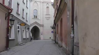 Lublin stare miasto w 4K