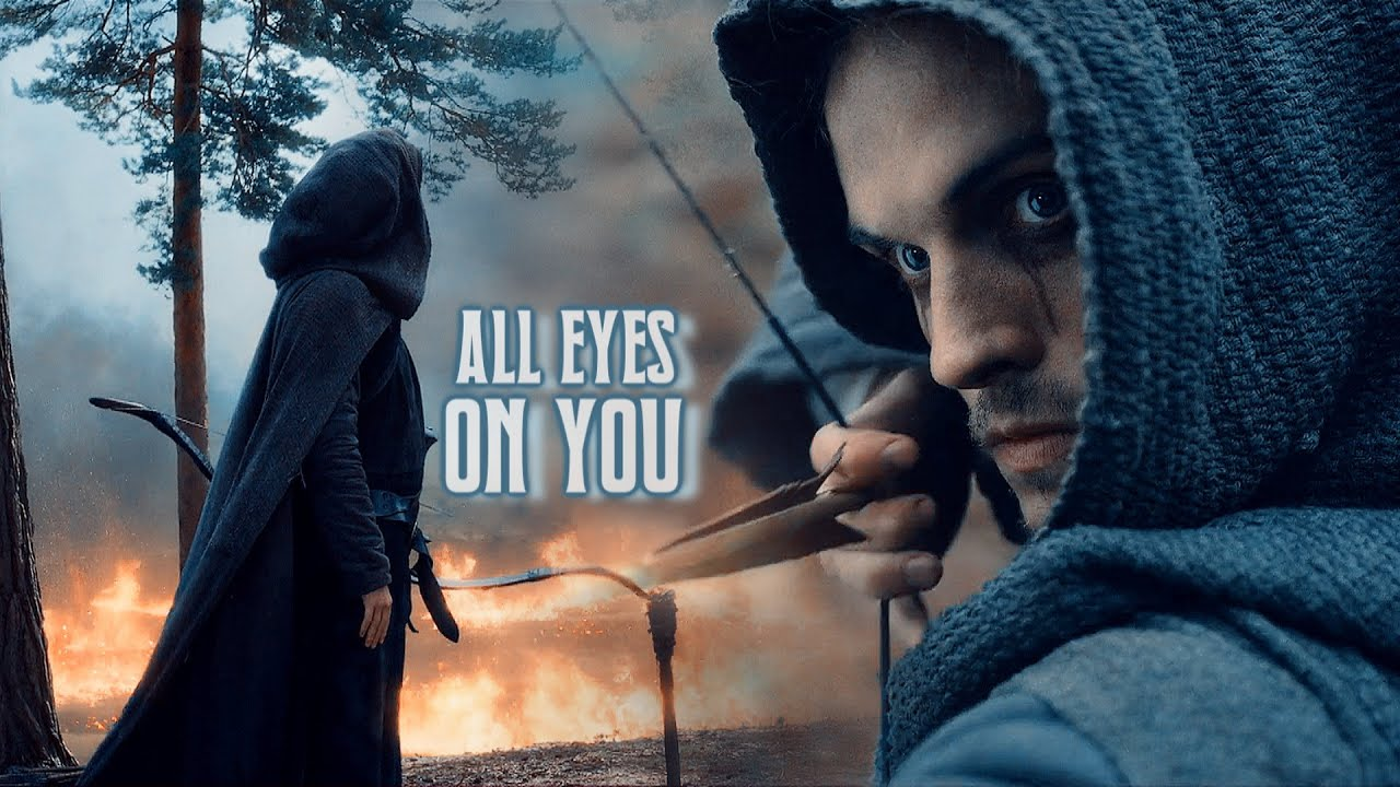 The Weeping Monk || All Eyes On You