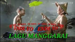Lagu manggarai ENDE YO
