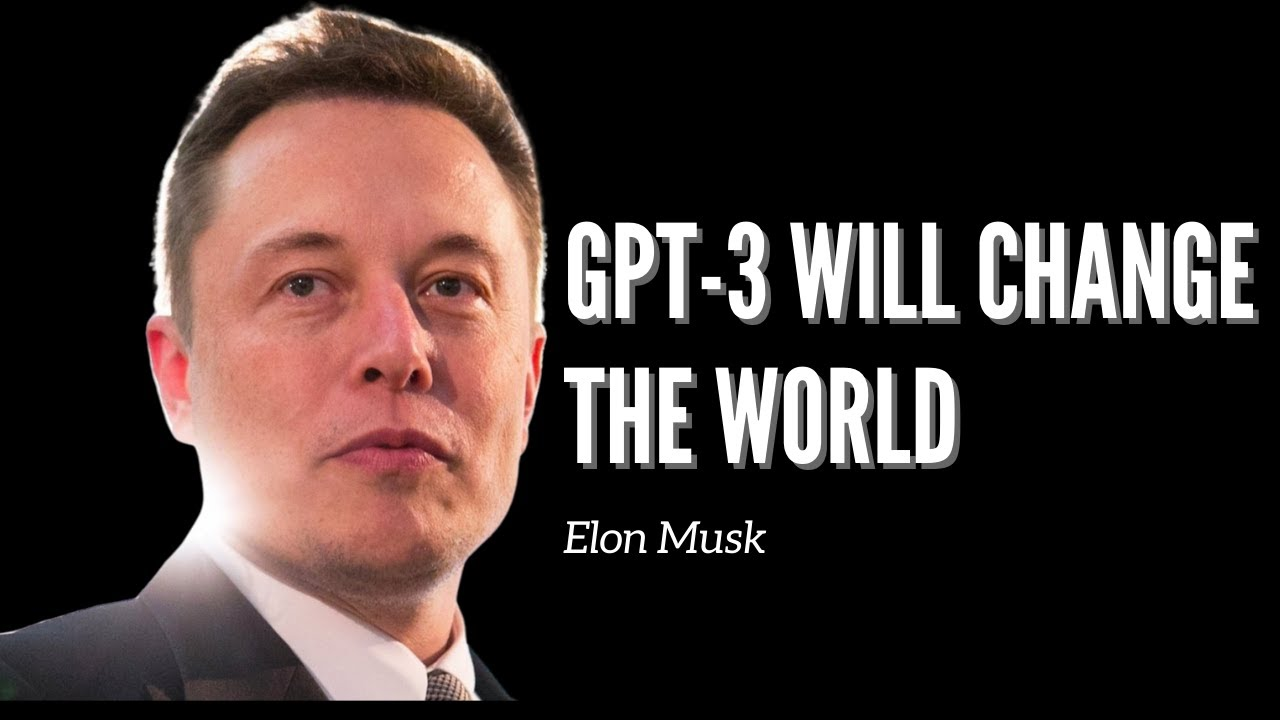 Elon Musk's GPT-3 is making life easier