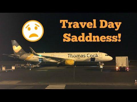 Travel Day Sadness! / Cape Verde 2017