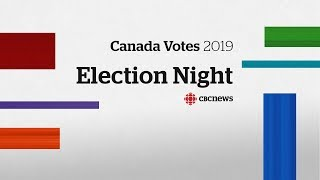Canada Votes 2019: Election Night Special
