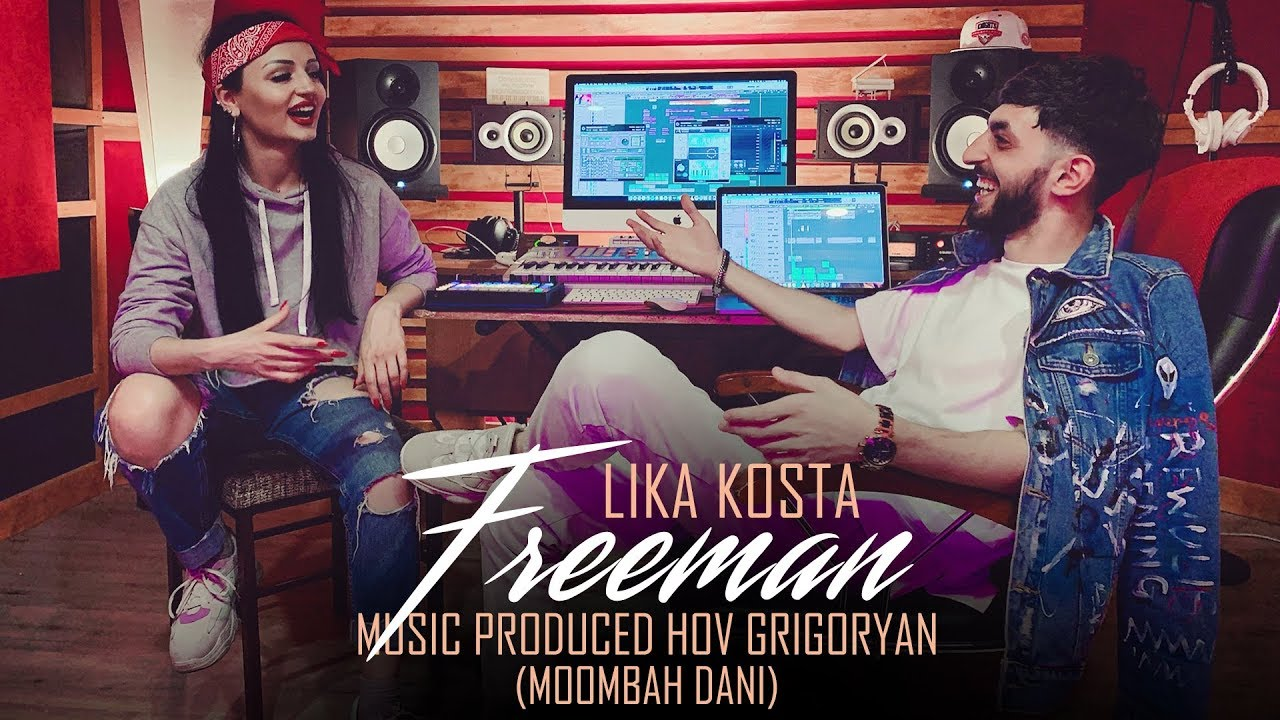 Download LIKA KOSTA - FREEMAN [EXCLUSIVE COVER] [Prod. Hov Grigoryan] 2019