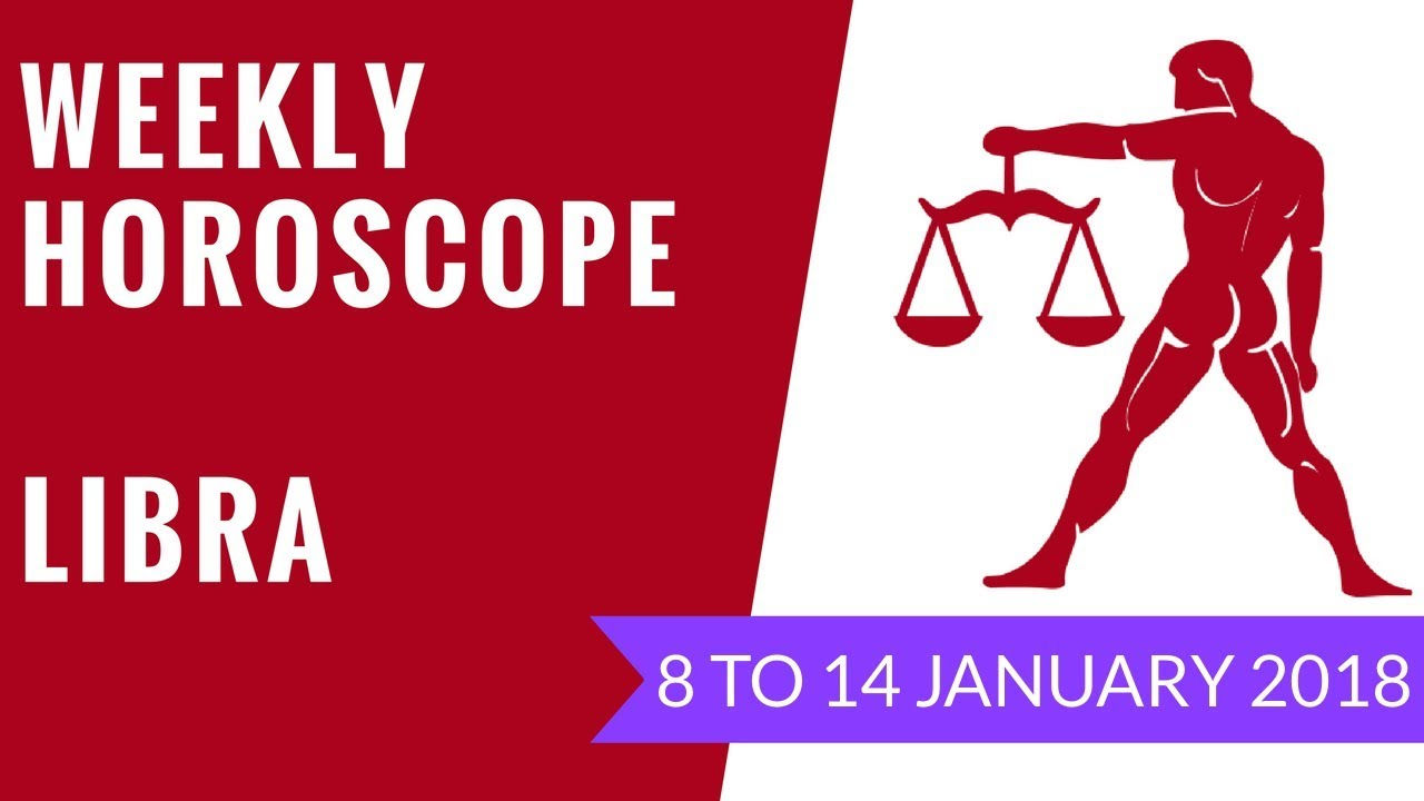 libra weekly horoscope 14 january