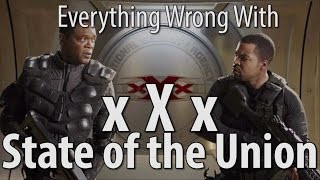 Everything Wrong With xXx  State of the Union