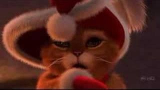Video Gato Shrek Especial de natal legal download MP3, 3GP, MP4, WEBM, AVI, FLV Juli 2018