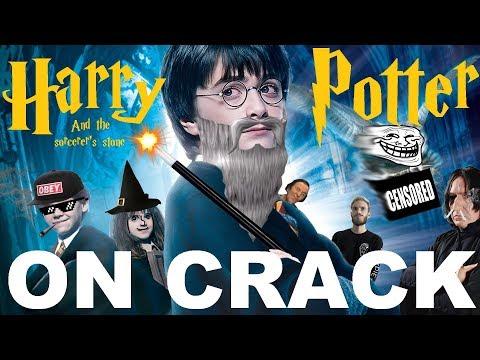 HARRY POTTER ON CRACK #1