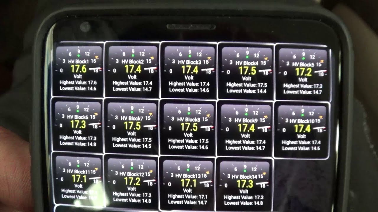 How to load Prius specific PIDs in Torque Pro