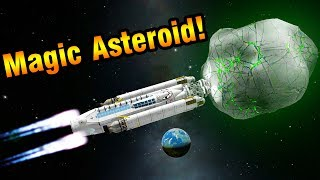 KSP: Capturing a Magic Asteroid! thumbnail