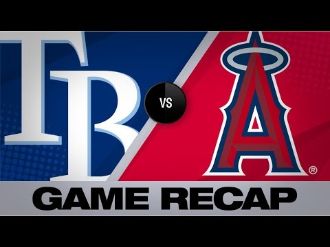 Pujols' 4-RBI day leads Angels to 6-4 win | Rays-Angels Game Highlights 9/15/19