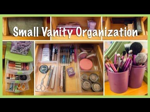 Small Vanity Organization: Spring 2014 Overhaul