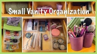 Small Vanity Organization: Spring 2014 Overhaul Thumbnail