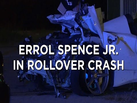 Dan Joyce - Welterweight Champ Errol Spence Jr Seriously Injured In Single Car Crash
