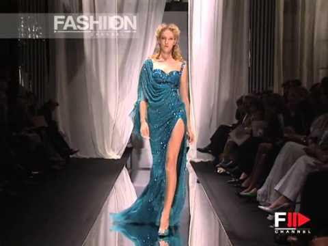 """Fashion Show """"Zuhair Murad"""" Autumn Winter 2007 2008 Haute Couture 2 of 4 by Fashion Channel"""