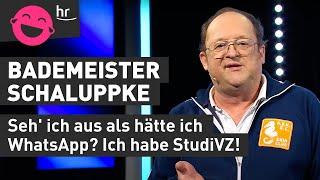 Bademeister Schaluppke – Baderegeln als Gangster-Rap