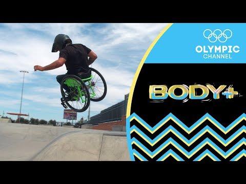 Meet Aaron Wheelz Fotheringham The Godfather Of Extreme Wheelchair Sports | Body +