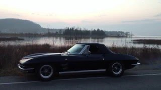 1964 Corvette Stingray 2nd Practice Run Dec  5, 2015