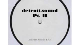 Detroit House Music Mix Pt. II