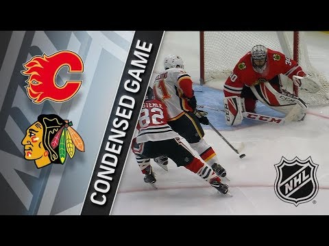 Calgary Flames vs Chicago Blackhawks – Feb. 06, 2018 | Game Highlights | NHL 2017/18. Обзор матча