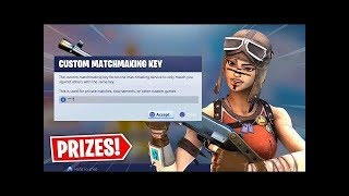 CUSTOM MATCHMAKING SCRIMS NAE FORTNITE LIVE - l Ali A Tfue Ninja l FORTNITE BATTLE ROYALE