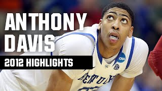 Anthony Davis highlights: Top March Madness plays