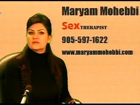 Maryam Mohebbi آلت تناسلی بزرگ میخواهید ؟ چرا ؟