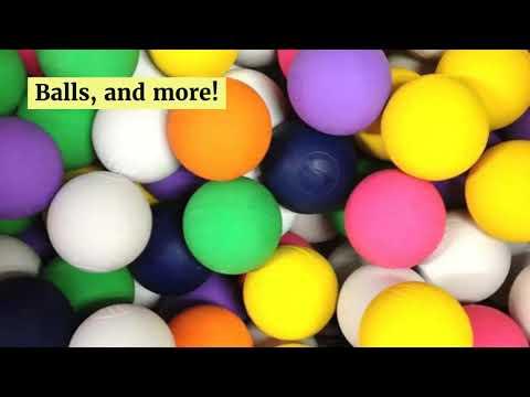 CradleBaby Lax Training Ball YouTube